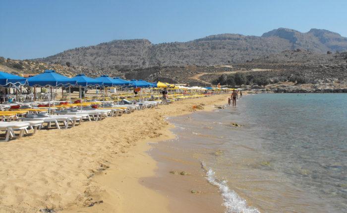 Cosa Fare con i Bambini a Rodi Agathi la Spiaggia d'oro