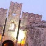 rodi Città antica La porta d'Amboise
