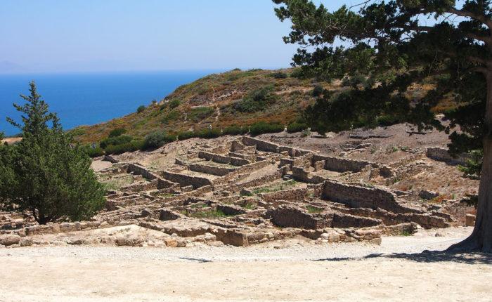 Kamiros Isola di Rodi