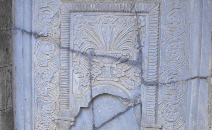 le decorazioni ottomane della città di Rodi