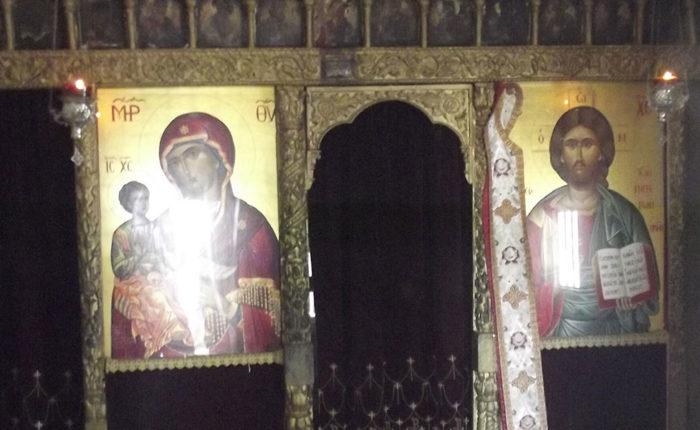 Monastero di Tzampika a Rodi